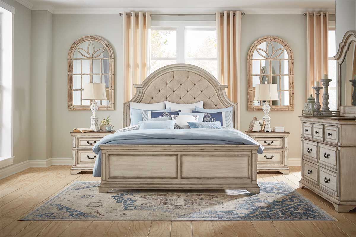 Picture Of Juliana 5 Pc King Bedroom Group Bedroom Decor On A