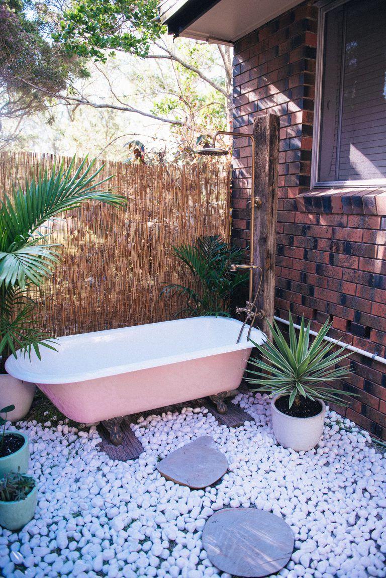 Spell Designs Diy Outdoor Bath Outdoor Bathrooms Outdoor Baths