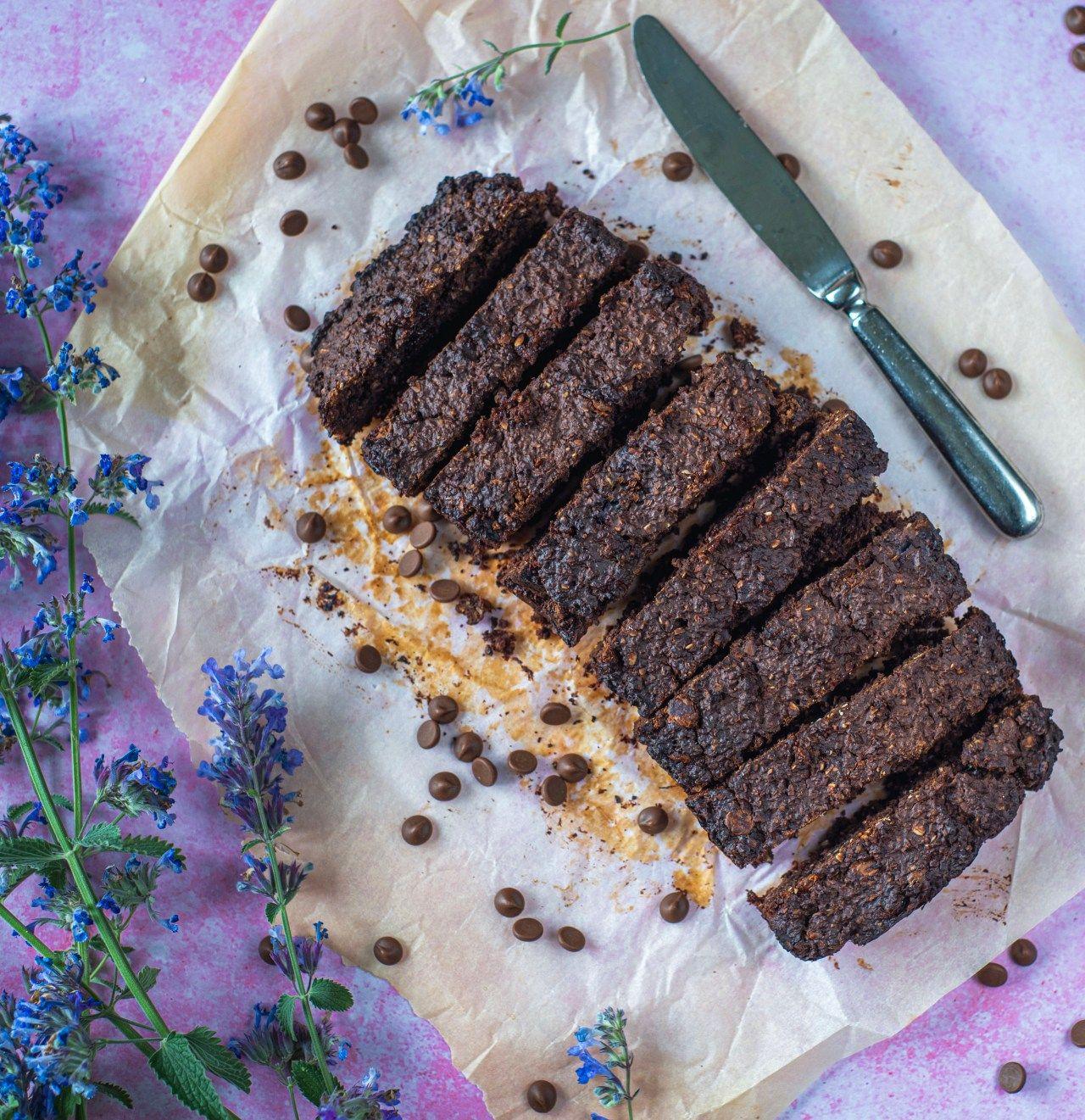 Healthy Chocolate Oat Bread Recipe Gluten Free, Dairy