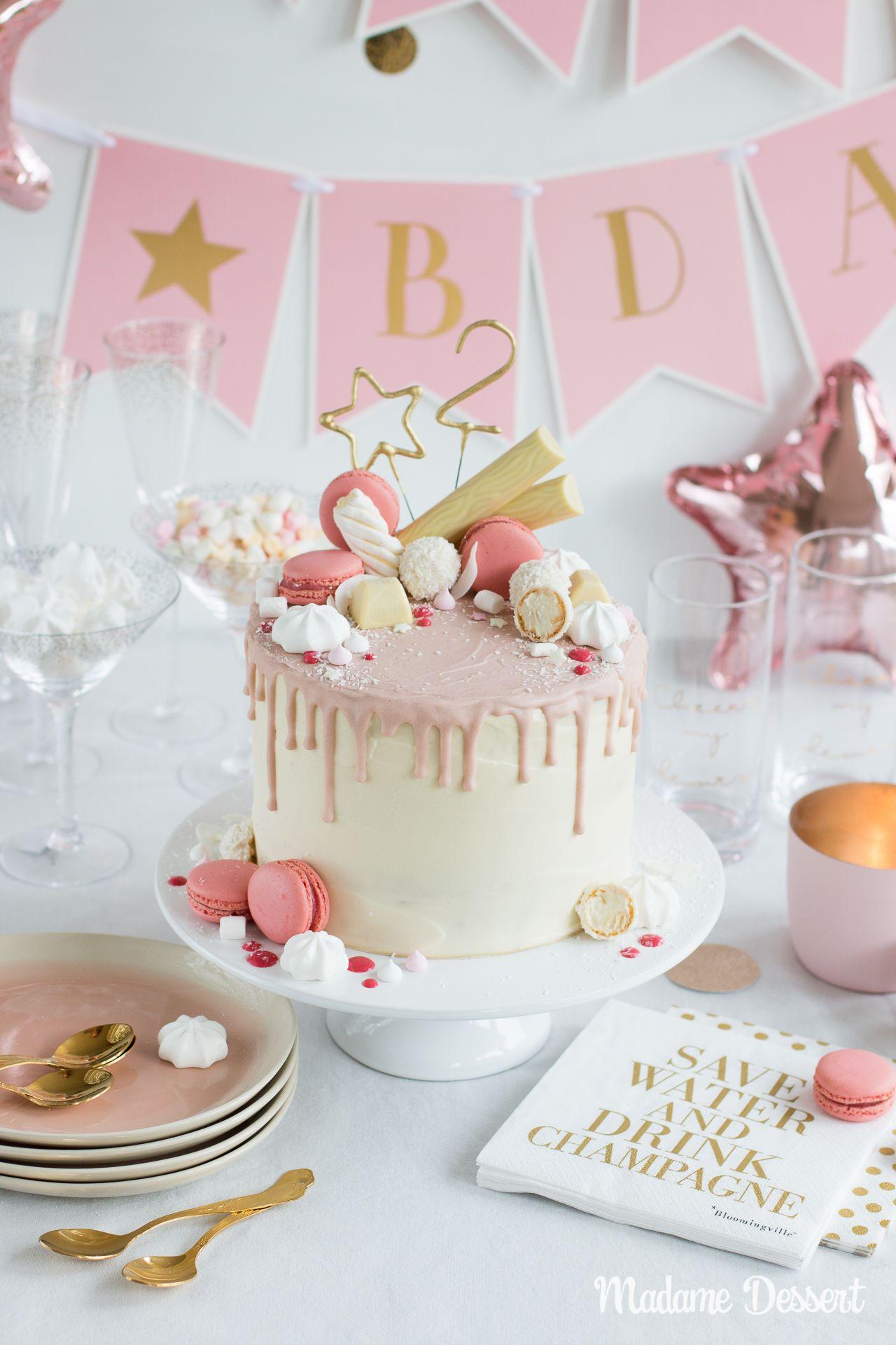 Deko Kuchen Idee B