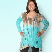 Take a look at the Shoreline Plus-Size event on #zulily!