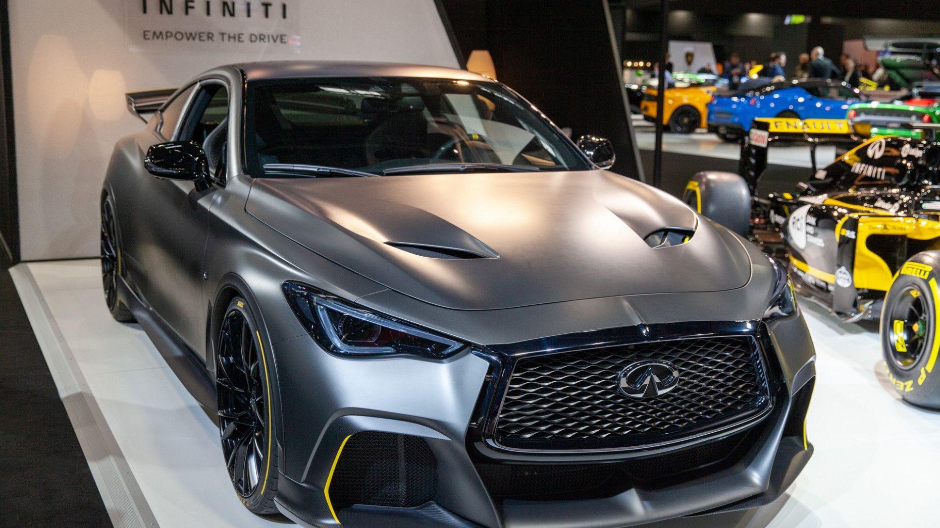 2020 Infiniti Q60 Black S Prices In 2020 Infiniti Car Review Black