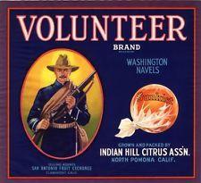 Volunteer brand