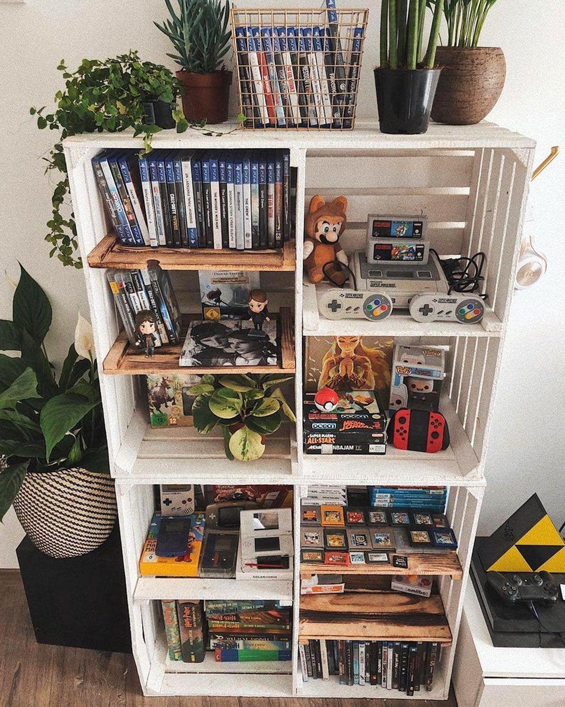 34++ Mobili con cassette di legno ideas