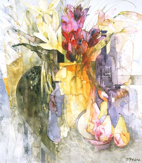 Shirley Trevena Aav Picasa Web Albums Drawings And Paintings