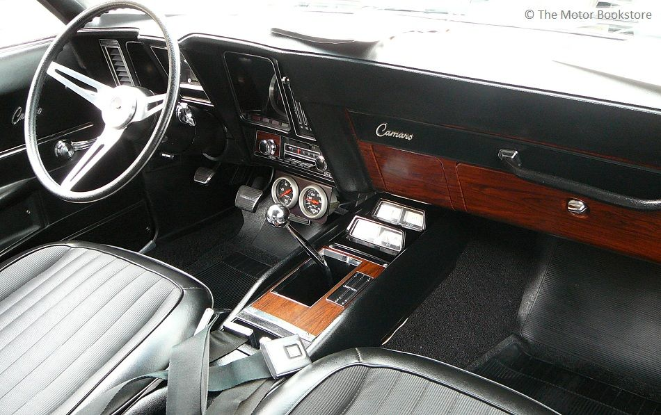 Camaro Repair Restoration Upgrades 1967 1981 Hp Books 1564