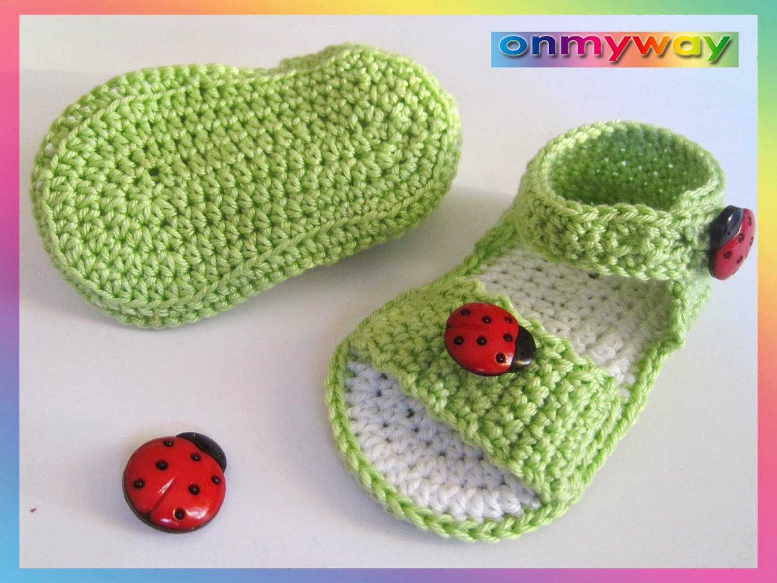 h keln anleitung h kelanleitung baby babysandalen sandalen schuhe babyschuhe selber. Black Bedroom Furniture Sets. Home Design Ideas