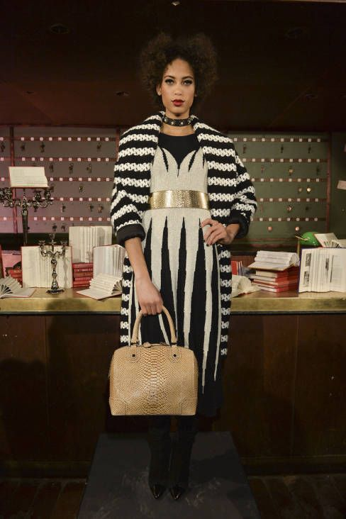Alice + Olivia by Stacey Bendet F/W 2014
