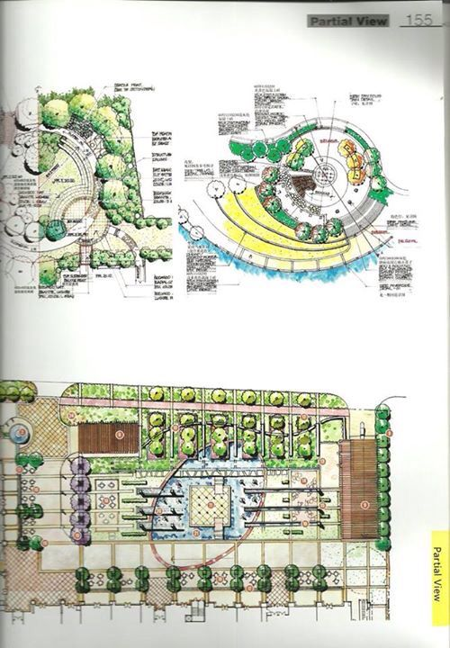 Master Plan Landscape Architecture Design Landscape