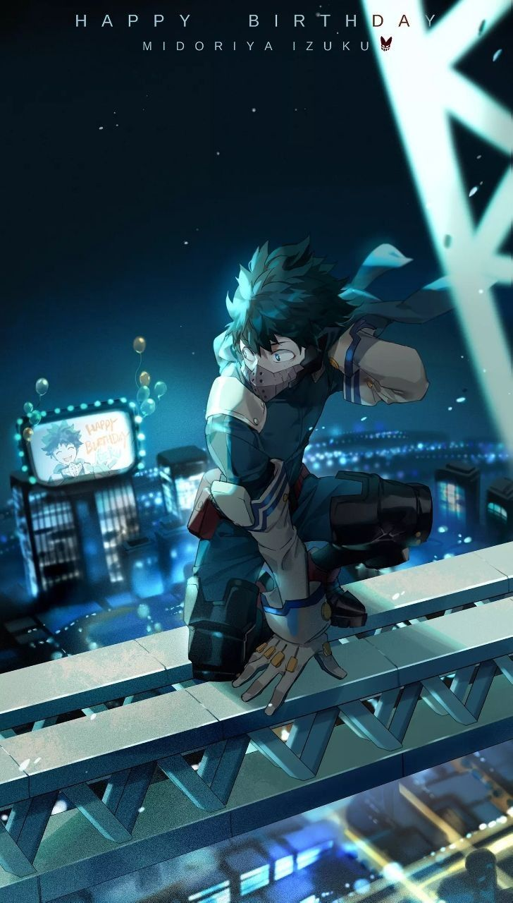 This Fanart Is Too Darn Gd Wwooww Can See The Resemblance When Horikoshi Said Deku Is Slightly Inspired By Spi My Hero Academia Episodes My Hero Hero Wallpaper