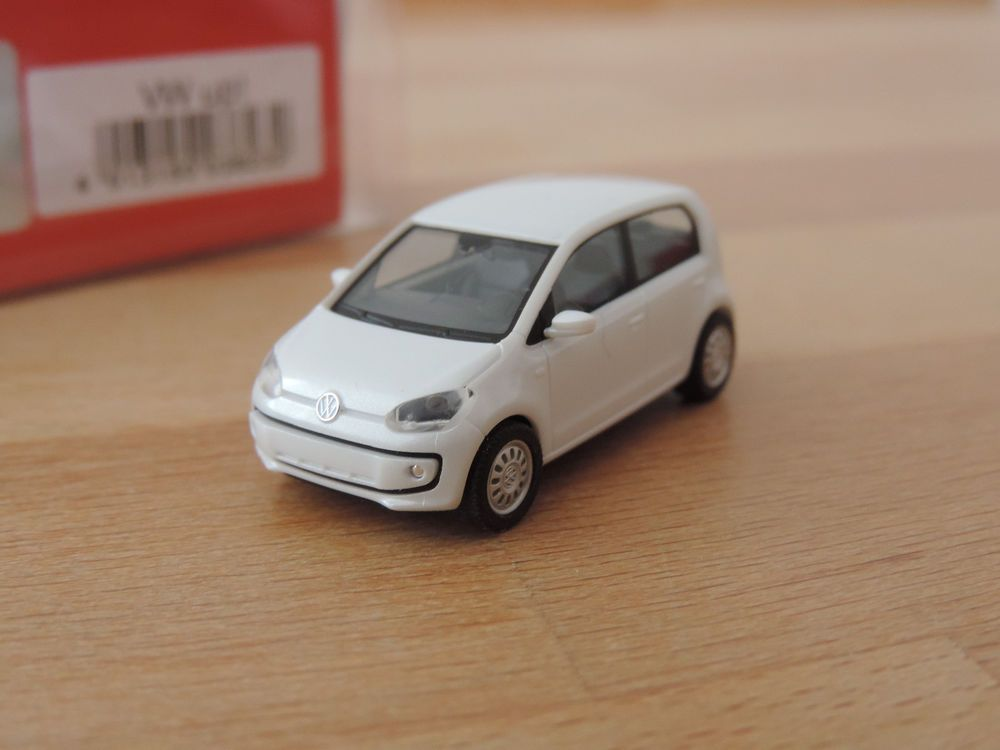 Vw Up Weiss Ovp 1 87 Herpa 028232 Toy Car Cars Car