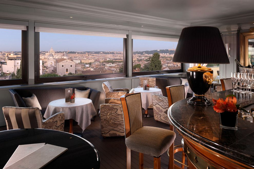 Hotel Eden: Luxury in the Very Heart of Rome: Hotels Article by ...