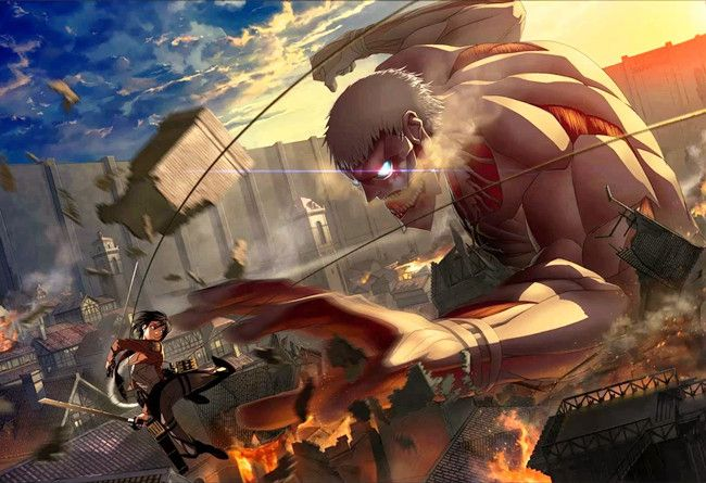 Top 10 Highest Rated Anime On Imdb Attack On Titan Season Attack On Titan Art Attack On Titan Season 2