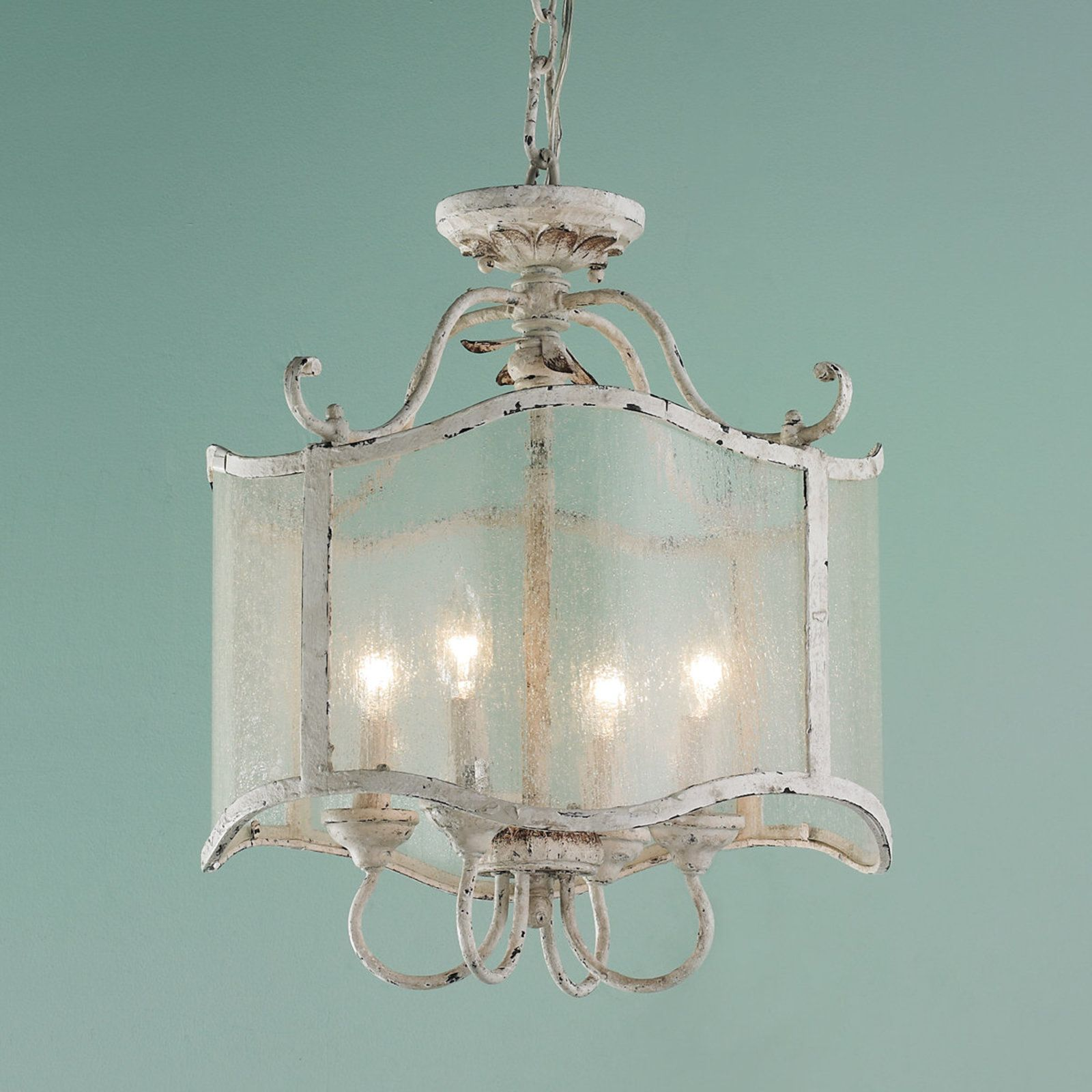 French Cream Iron Lantern   Iron, Lights and French country bedrooms