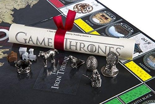 Monopoly Juego De Tronos Buscar Con Google Juego De Tronos