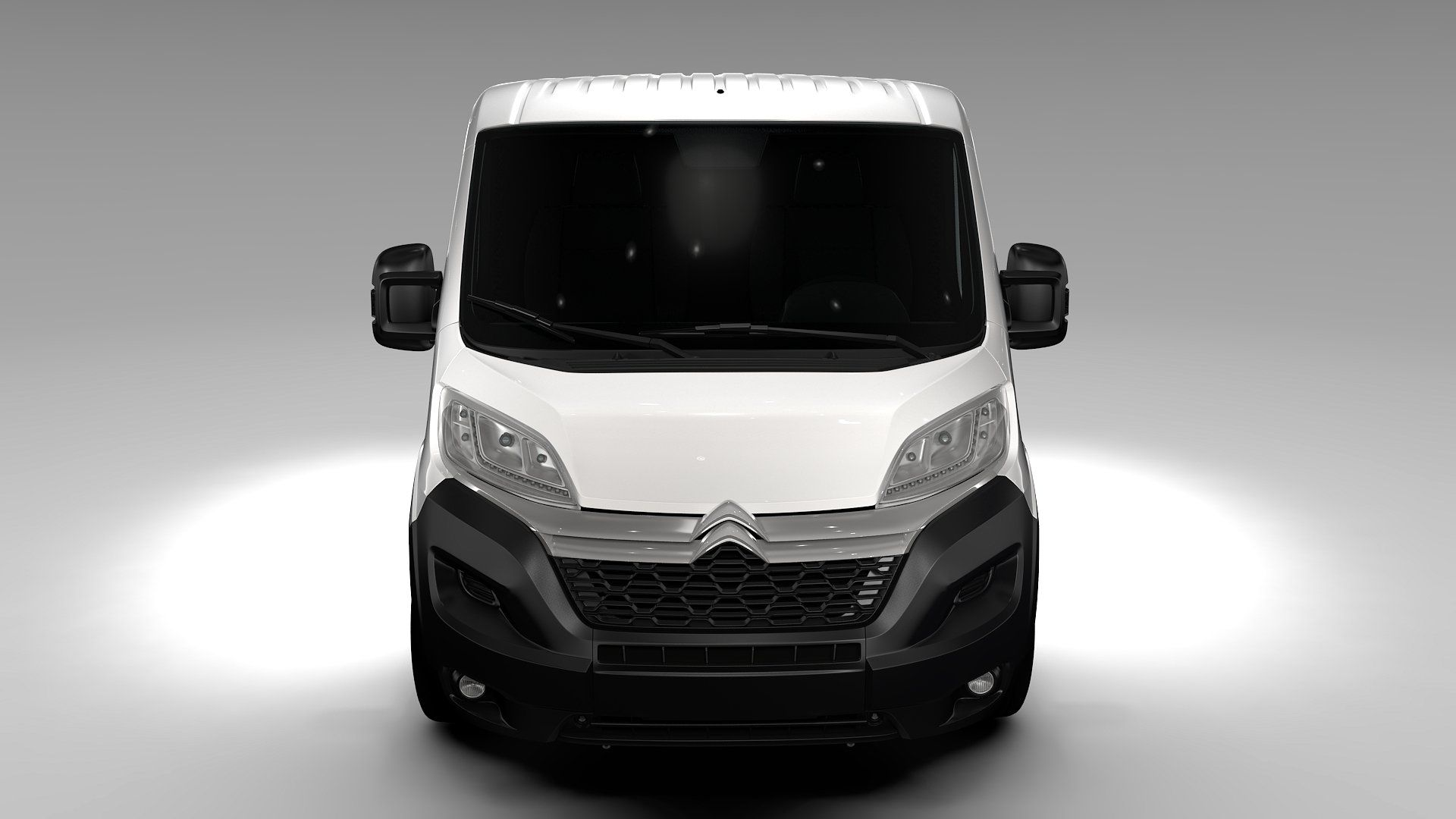 Front Bonnet Panel Citroen Relay 2014 Onwards