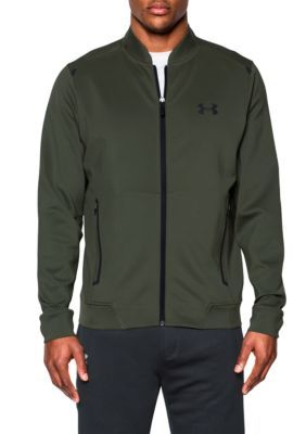 368d566ee Under Armour® Elevated Bomber Jacket | Products | Under armour ...
