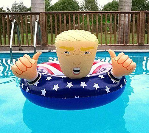 donald trump pool float xxl best summer 2018 fun inflatable swimming