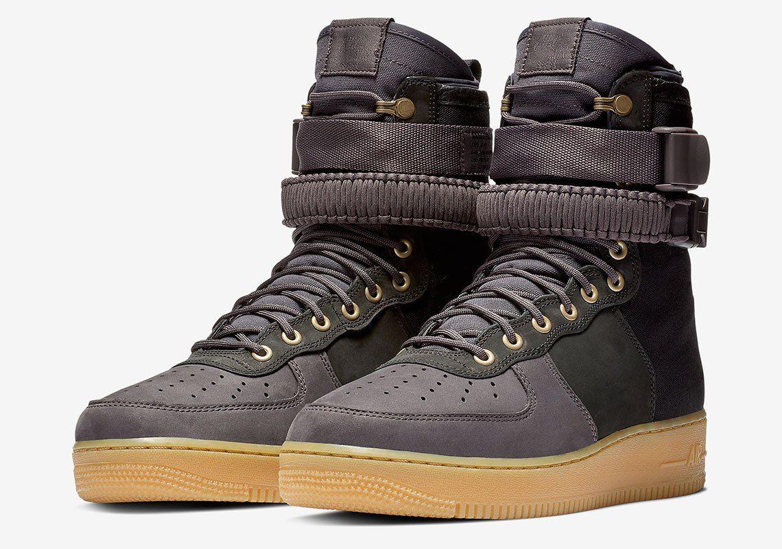 Nike SF Air Force 1 High BV0130 001 Release Info | that DOPE