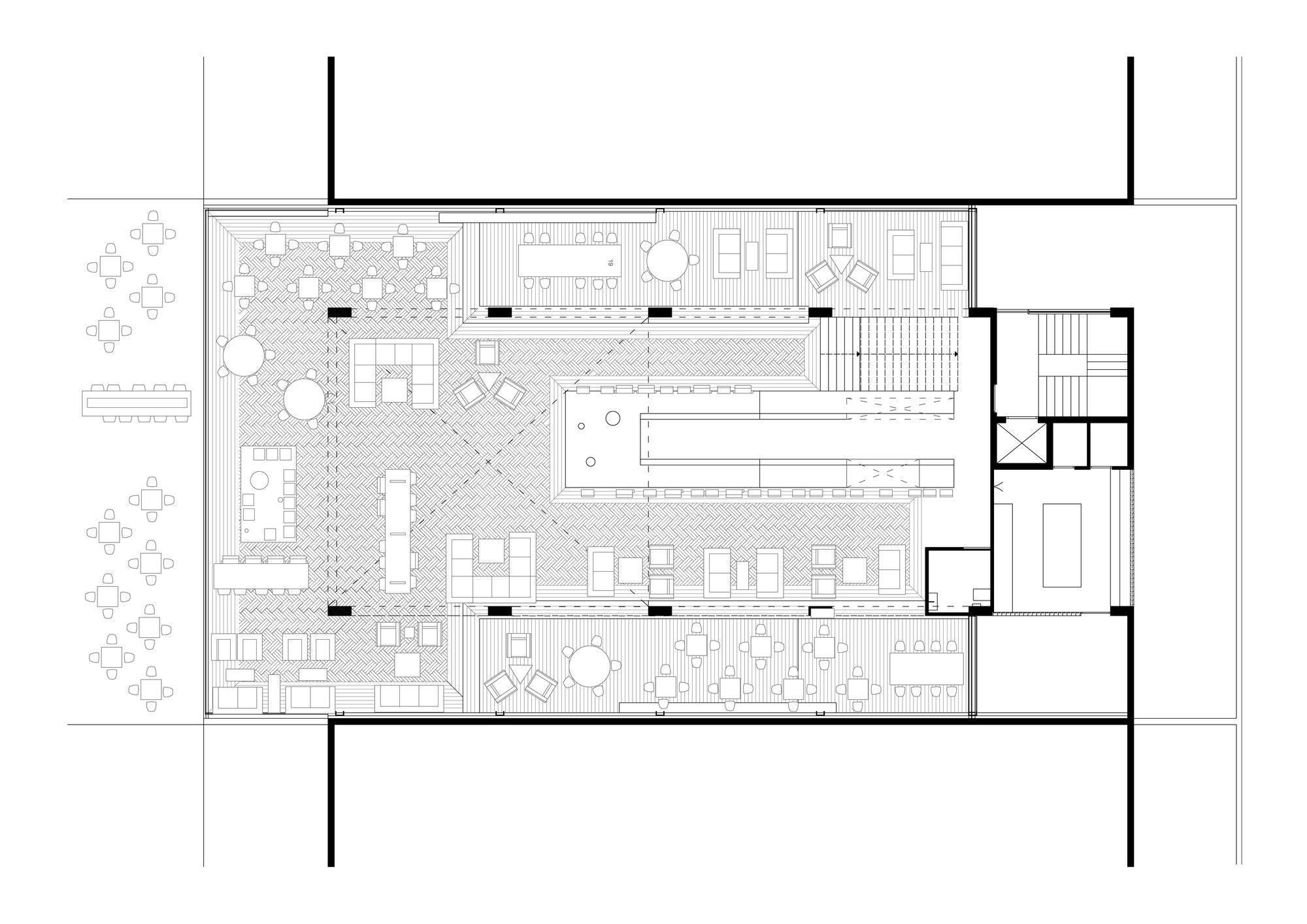 gallery of coffee shop 314 architecture studio 10 coffee gallery of coffee shop 314 architecture studio 10