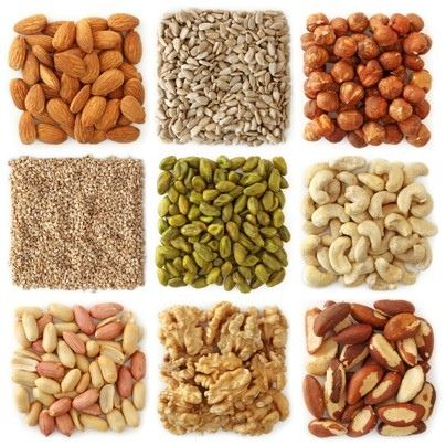 Women with endometriosis should eat a handful of nuts and seeds raw food recipes top organic raw nuts and seeds for your diet forumfinder Images