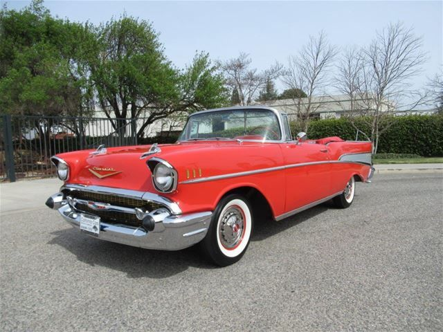 1957 Chevrolet Bel Air  For Sale Simi Valley, California