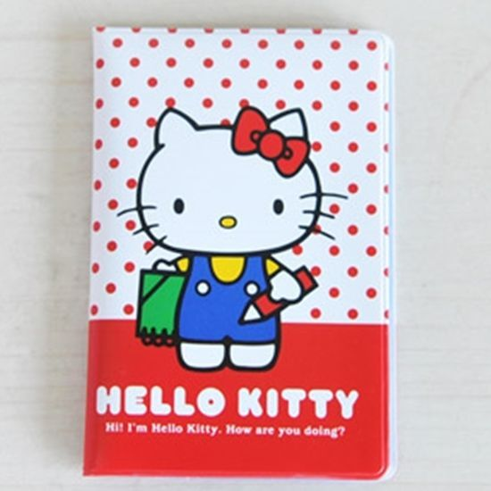 62deb9f94fcc Sanrio Hello Kitty Mini Wallet Card ID Holder Case Purse Girls Gift PVC 16  Cards
