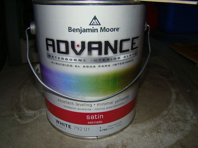 Self Leveling Paint Used To Paint Kitchen Cupboards Kitchen Cupboards Paint Kitchen Cupboards Kitchen Improvements