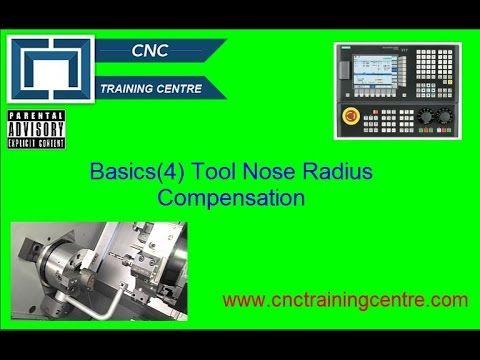 4) CNC Program Basics Haas Fanuc Mazak ISO Tool Nose Radius - cnc laser operator sample resume