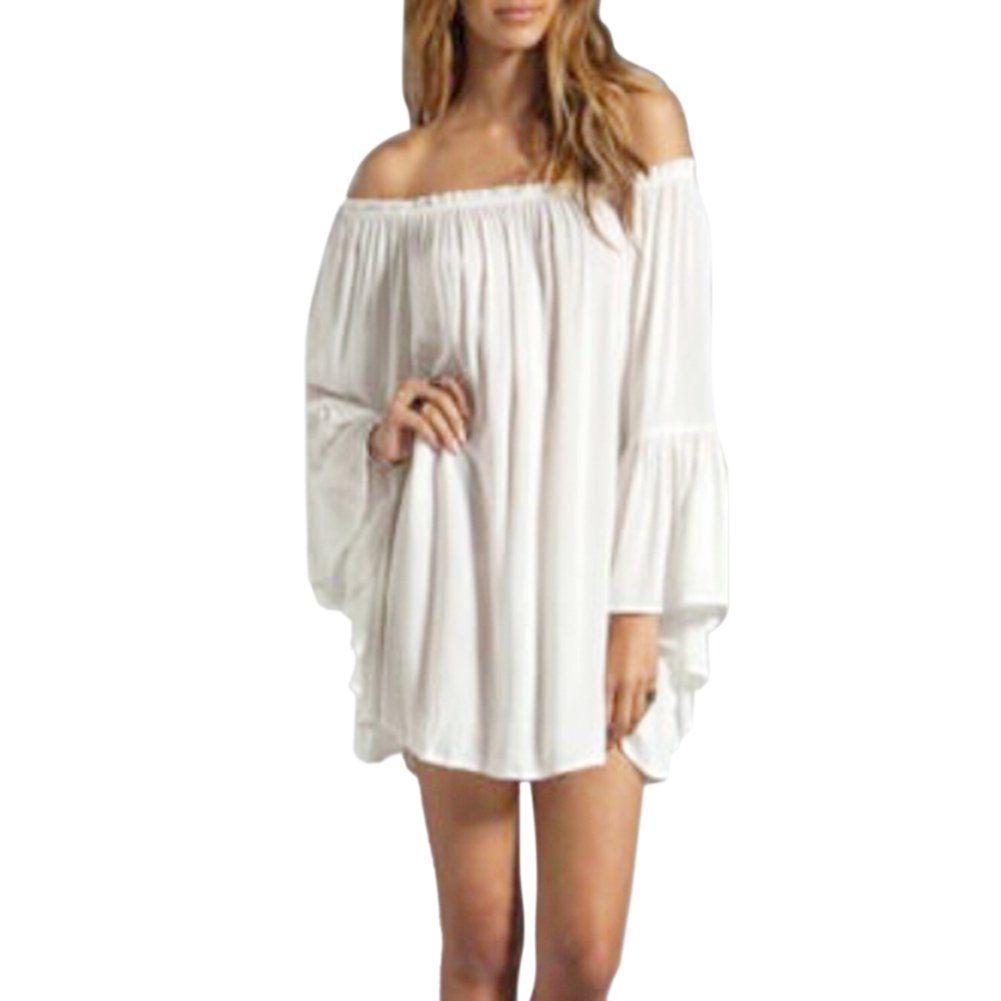 4d27993995e63 TopTie Renaissance Pirate Chemise Shirt Medieval Peasant Wench Blouse Top  at Amazon Women s Clothing store