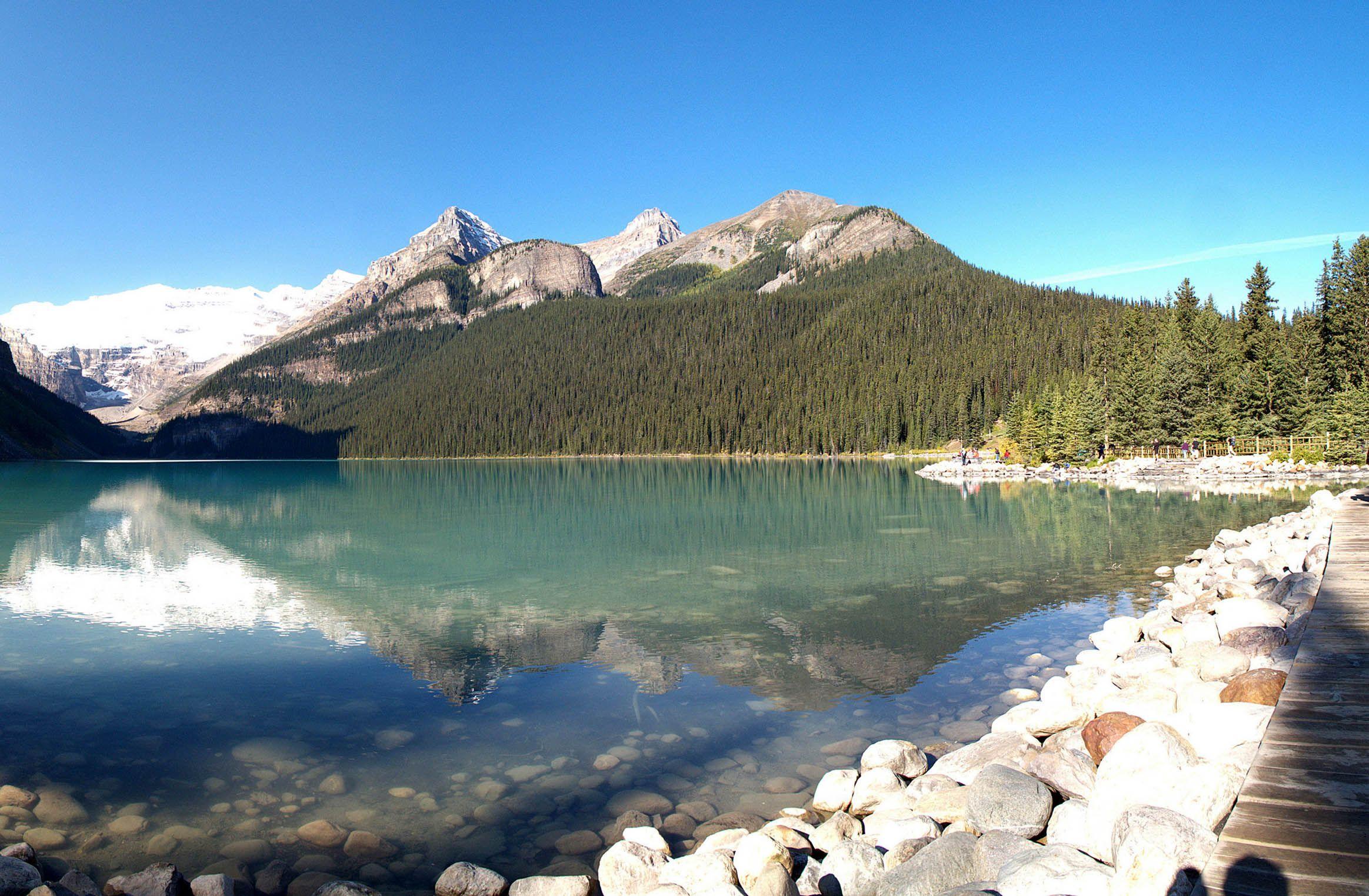 Parco delle montagne rocciose canadesi (CANADA)