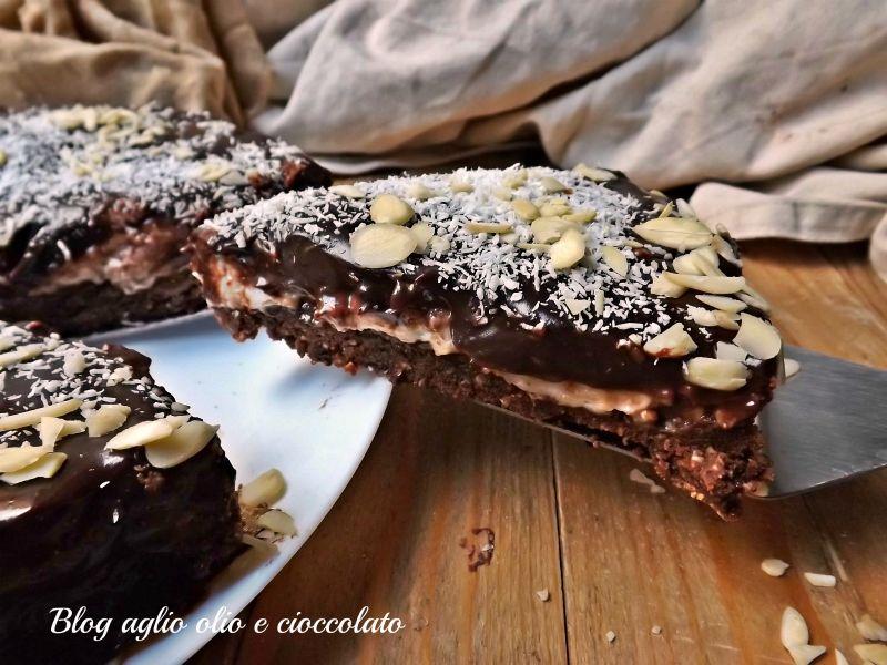 Photo of torta fredda latte e cioccolato-ricetta senza cottura