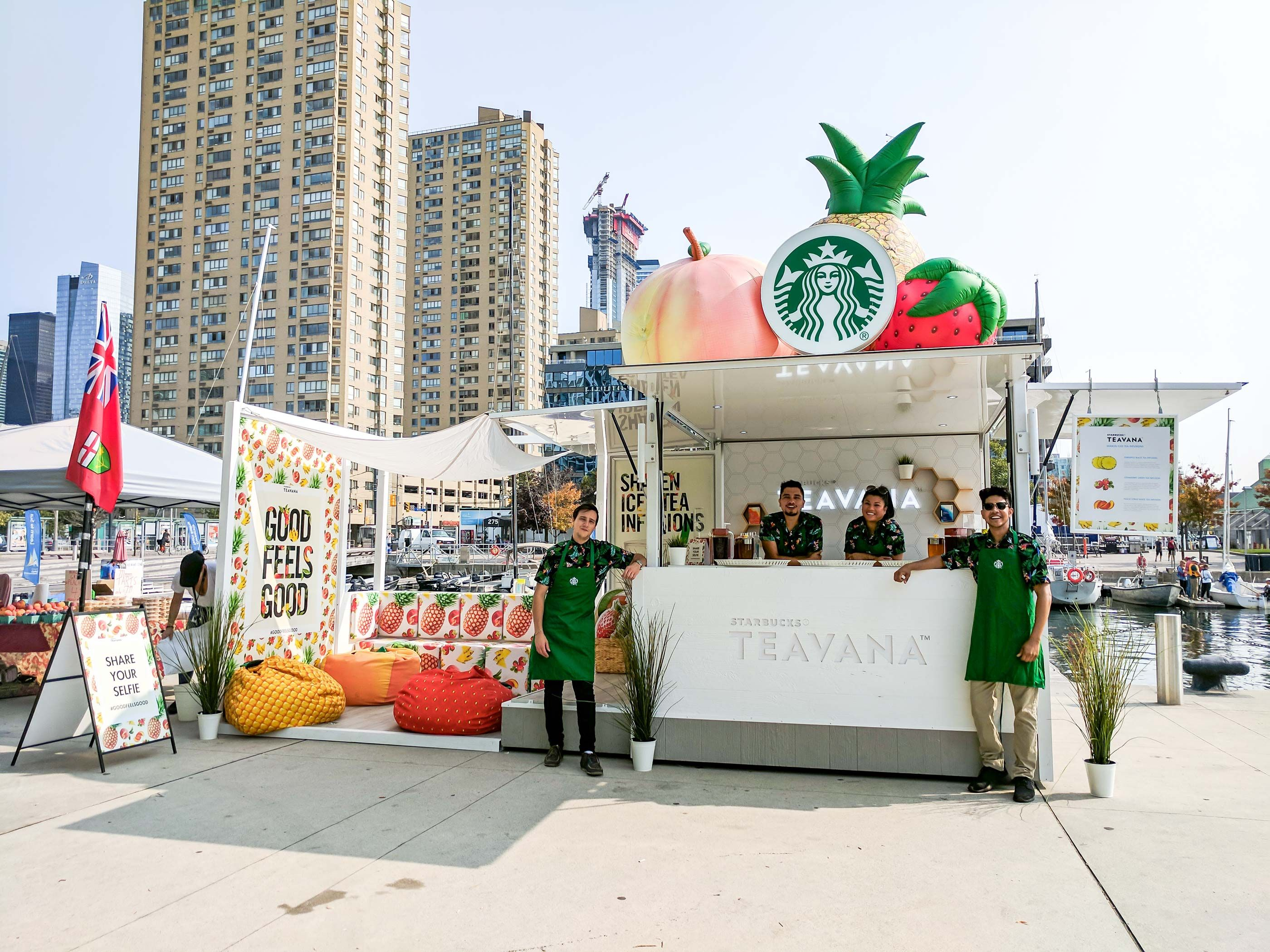Experiential Marketing: 15 Example Campaigns and 7 Best Practices