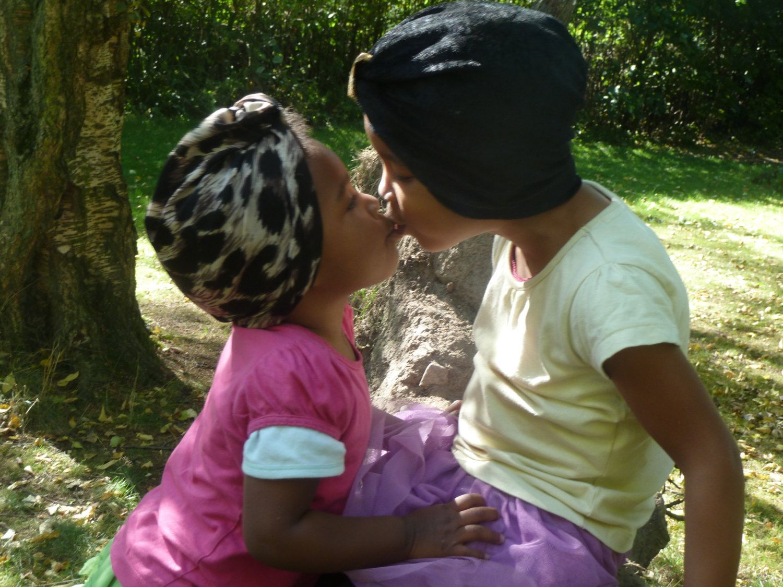 Teeny 'Baby Jane' Turban by AkhuDesigns on Etsy, £6.50