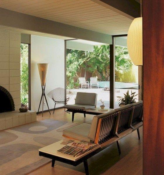 52+ Amazing Mid Century Living Room Decor Ideas 28 ...