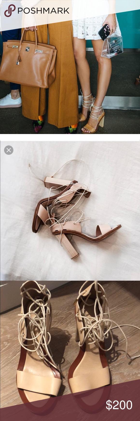 heels, Elle ferguson, Lace up sandals