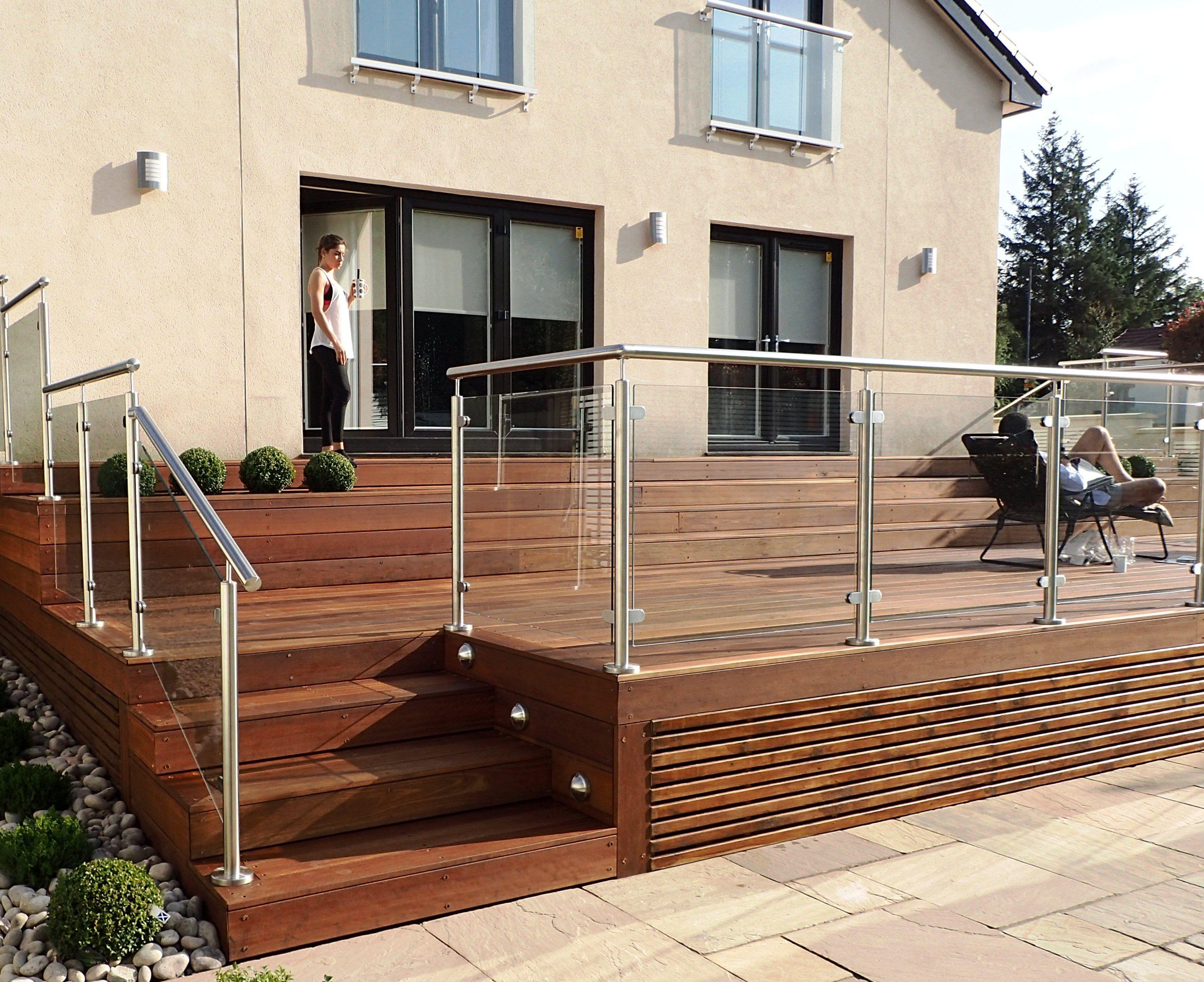 Rooftop Terrace Design Balconies