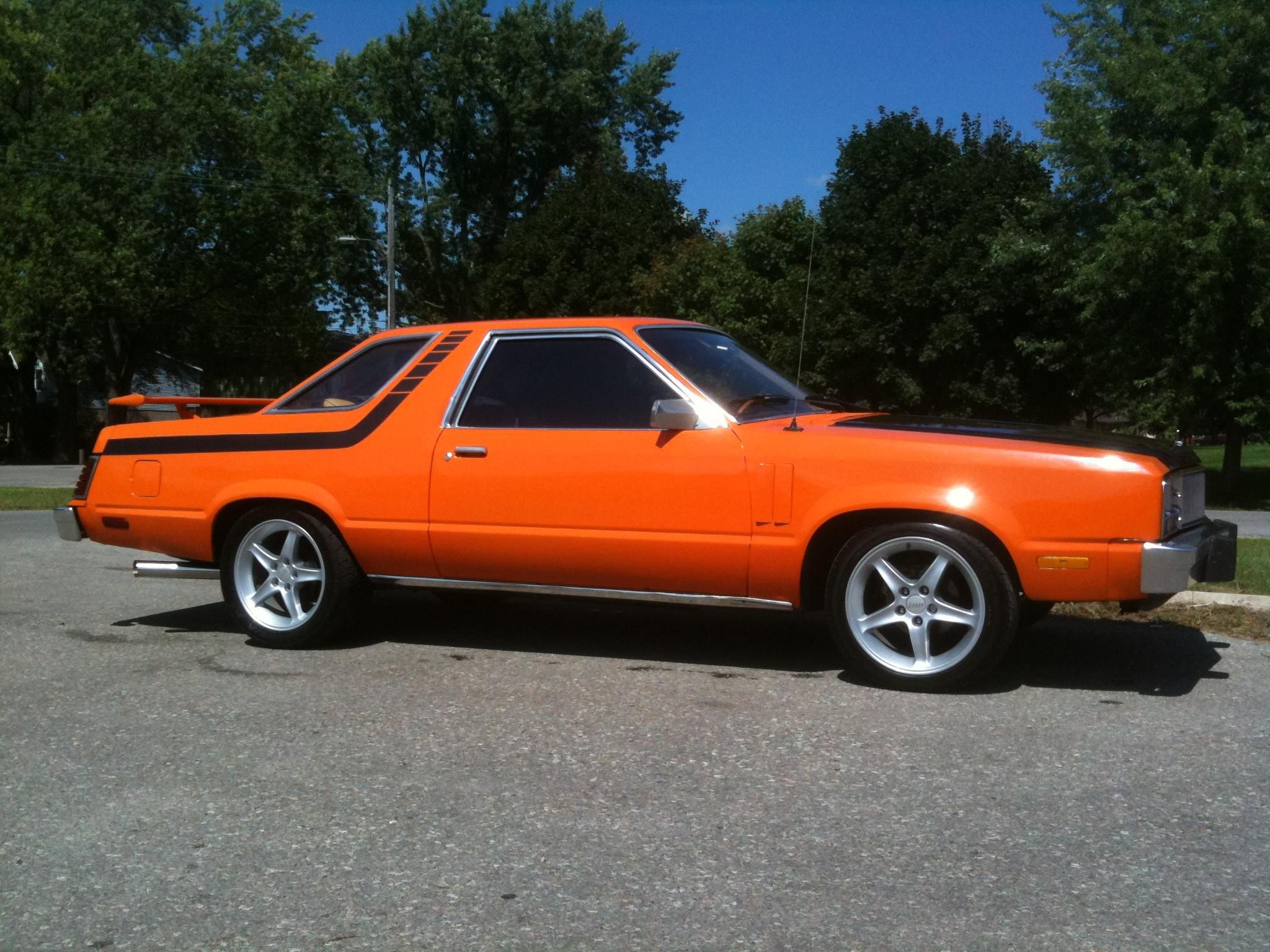 1978 Mercury Zephyr Hot Rods Cars Muscle Zephyr Ford Motor Company