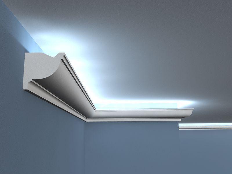 Stuck Lichtleiste LO-11A | Lichtleiste, Led beleuchtung und Stuck