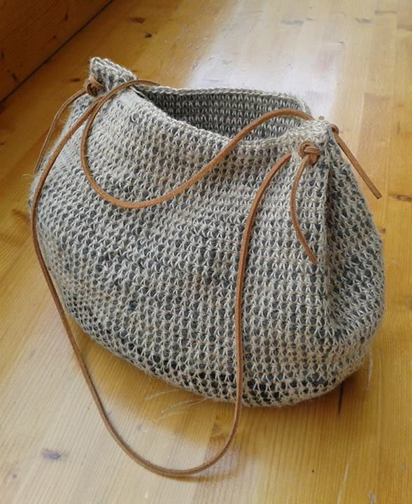 Crochet Bag Beautiful Bag Bags Boxes Bowls Baskets Mostly