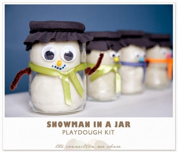 3 d snowman craft - Google Search