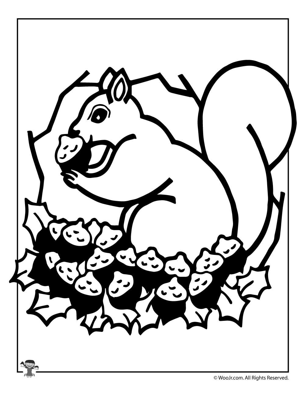 Printable Thanksgiving Activity Pages and Coloring Pages