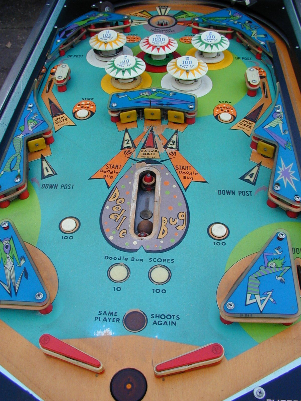dipsy doodle pinball game Google Search Pinball game