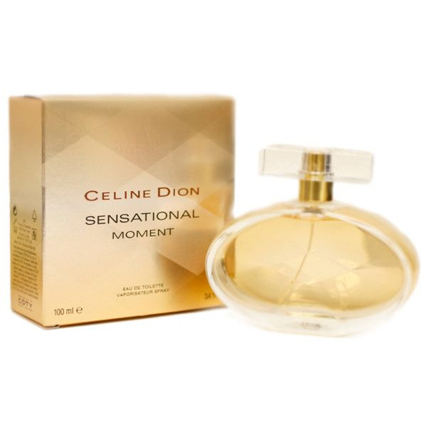 celine dion parfym