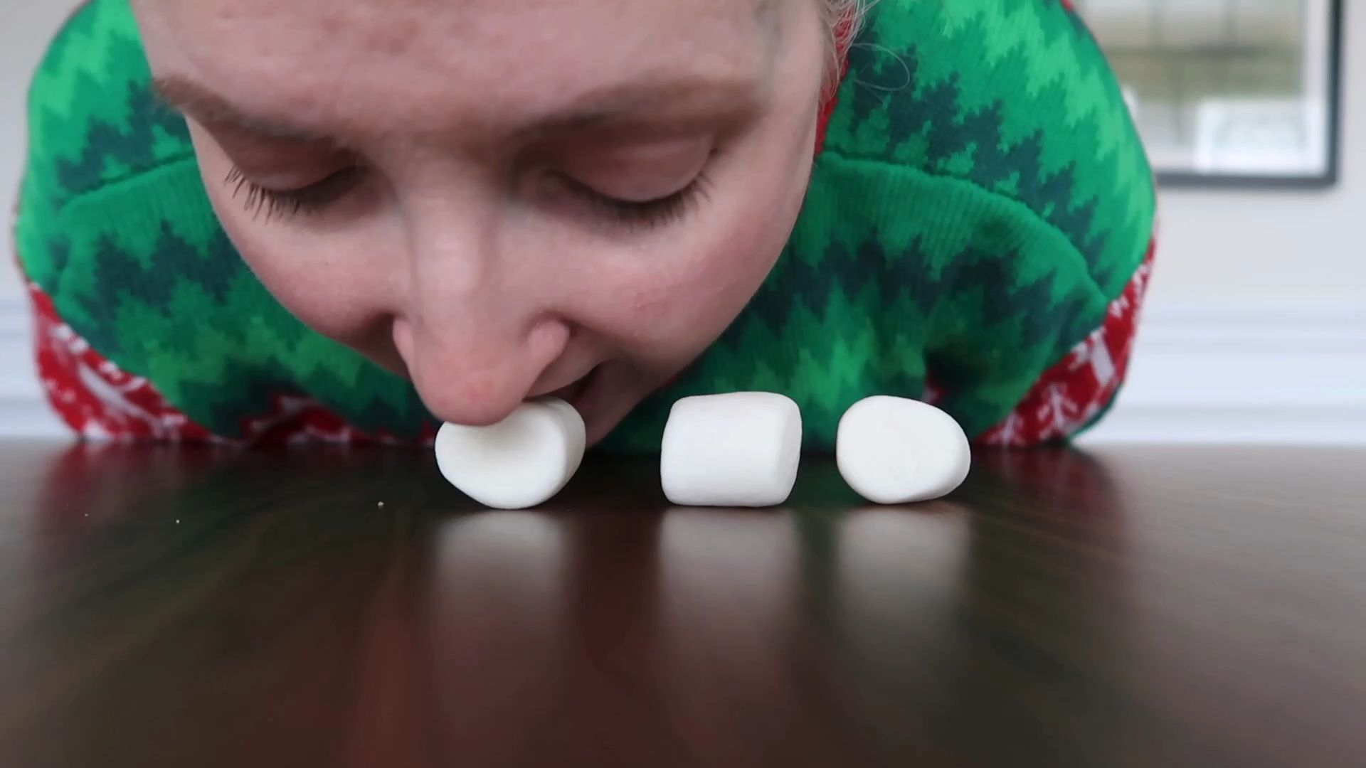 Wanna Build A Snowman Christmas Game