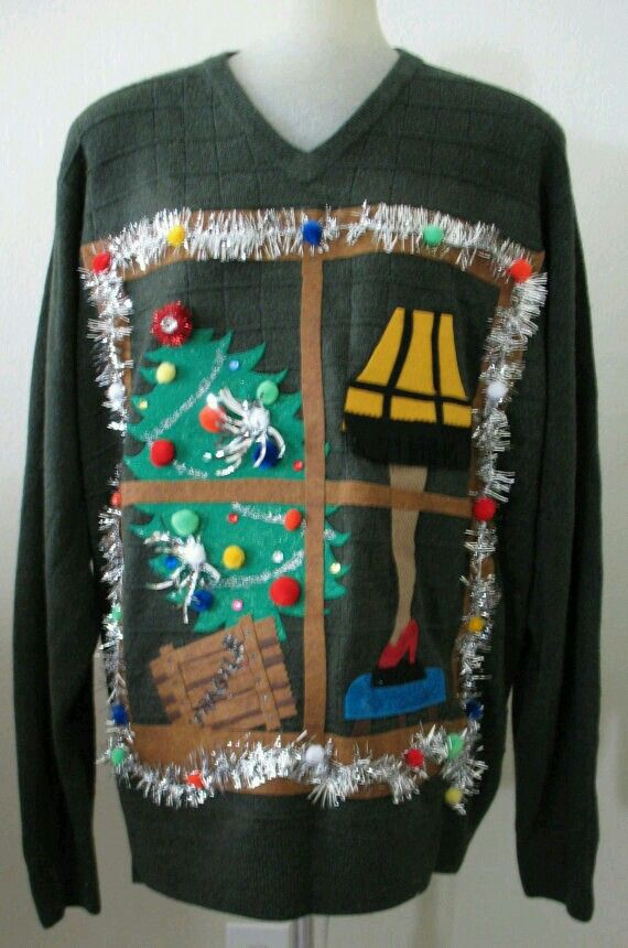 Tacky Sweater Christmas Party Ideas Part - 46: Ugly Sweater Party