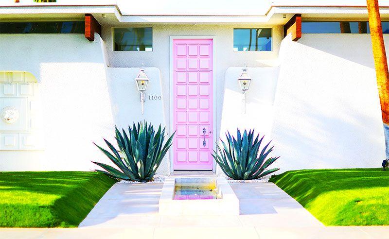 That Pink Door Palm Springs Kelly Golightly
