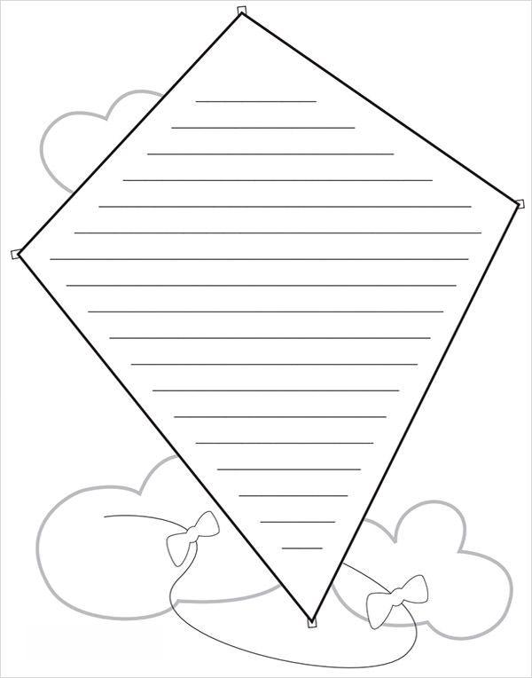 kite template for bulletin board School Pinterest Business - kite template