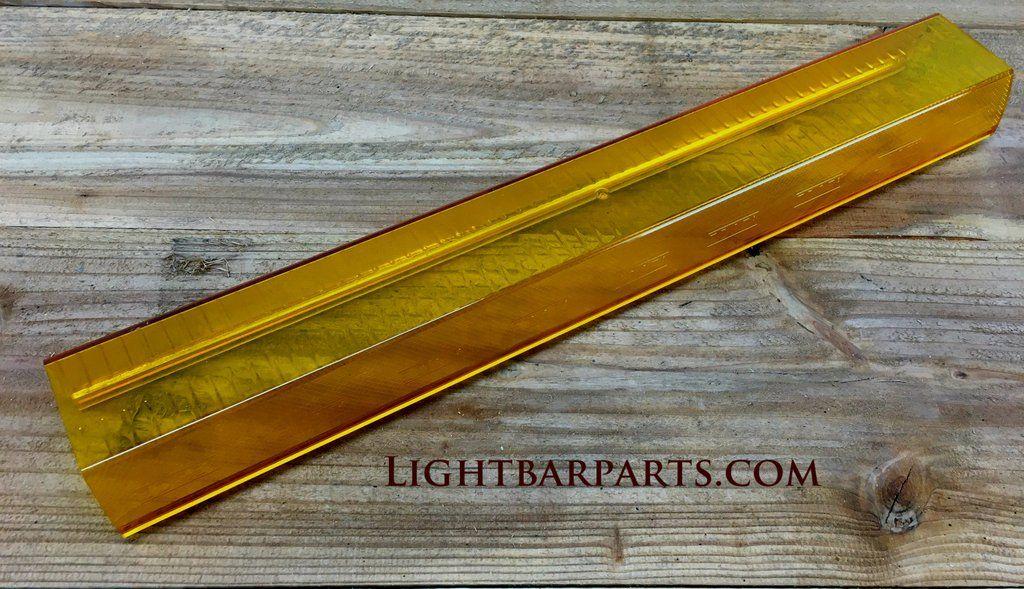 Whelen Lfl Liberty Patriot Lightbar Amber Lens 15 3 4 Long In 2020 Bar Lighting Amber Lens