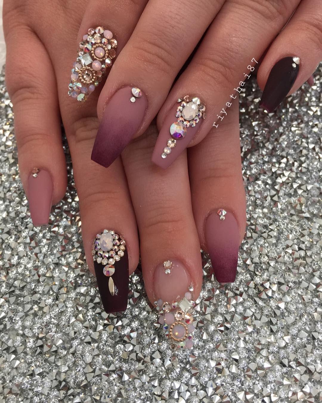 2,127 Likes, 4 Comments - Riya\'s Nails Salon (@riyathai87) on ...